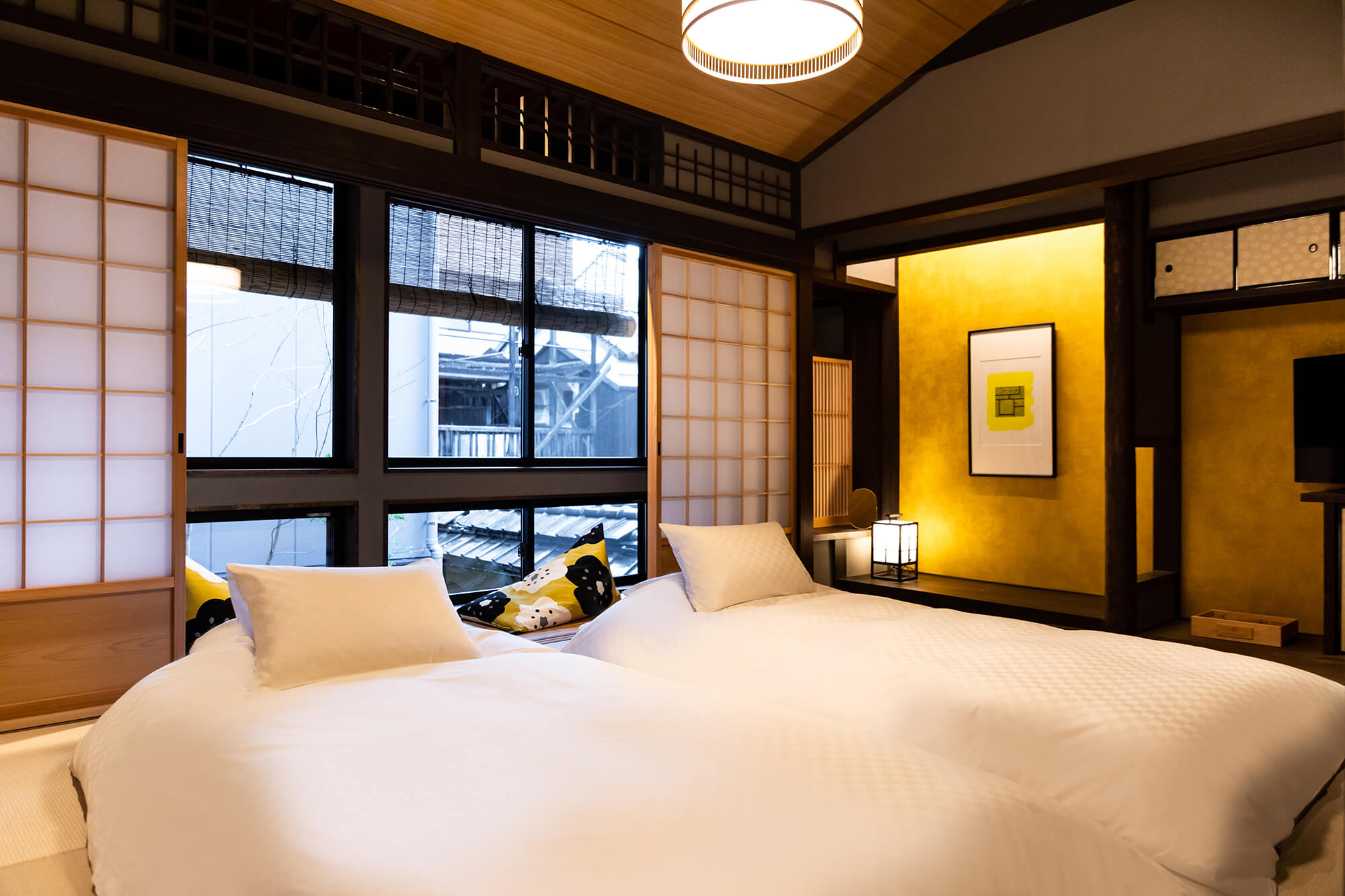 THE MACHIYA ROOM
