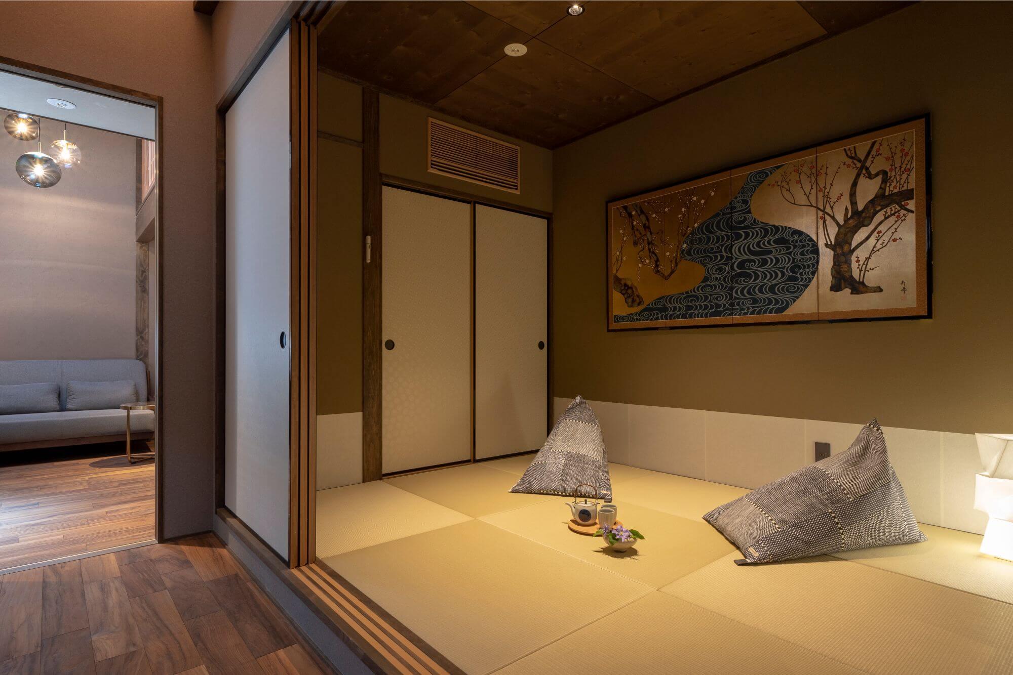 102)THE KAZAHAYA Garden Suite